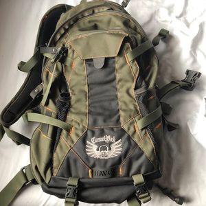 Camelback backpack